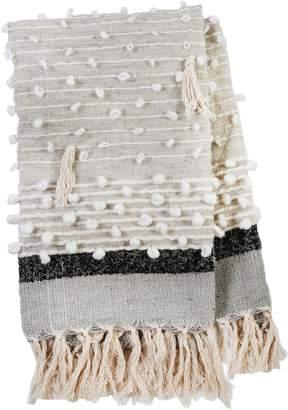 Pom Pom at Home Ziggy Woven Throw Blanket
