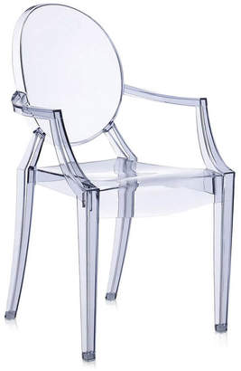Kartell LOUIS GHOST Chair - Ice Blue