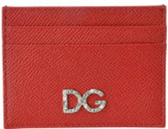Dolce & Gabbana Logo Credit Cards Holder