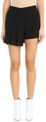 Neil Barrett Black Short Skirt