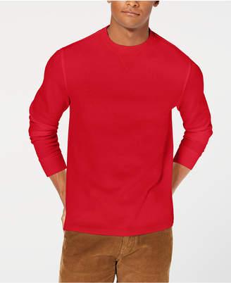 Club Room Men Flatback Crewneck Sweater