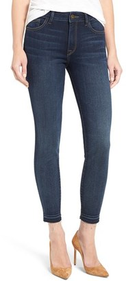 DL1961 Farrow Instaslim High Rise Ankle Skinny Jeans (Wander) $188 thestylecure.com