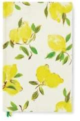 Kate Spade Word to the Wise Lemon Journal