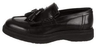 Christian Dior Kiltie Tassel Loafers