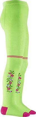 Playshoes Girl's Sweety Hearts, Oekotex-100 Standards Tights,(Manufacturer Size:62/68)