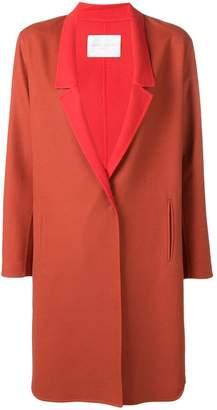 Fabiana Filippi single breasted overcoat