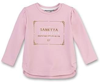 Sanetta Baby Girls' 906407 Sweatshirt