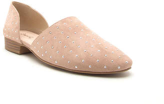 Qupid Soric-23x Womens Loafers Slip-on Closed Toe