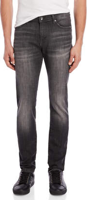 William Rast Quincy Black Hollywood Slim Jeans