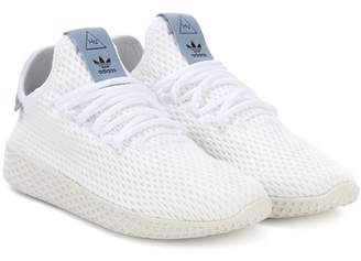 adidas Originals = Pharrell Williams Tennis Hu mesh sneakers