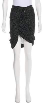 3.1 Phillip Lim Silk Knee-Length Skirt