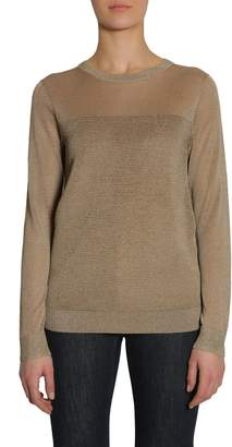 MICHAEL Michael Kors Round Collar Sweater