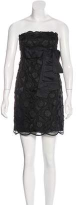 Marc Jacobs Cutout Strapless Dress w/ Tags