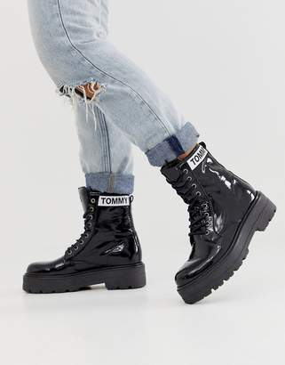 af97e197301 Tommy Jeans Boots For Women - ShopStyle UK
