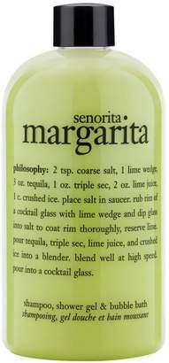 philosophy Senorita Margarita Shampoo, Shower Gel And Bubble Bath