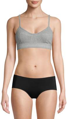 Calvin Klein Underwear Body Unlined Cotton Bralette