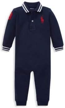 Ralph Lauren Baby Boy's Polo Coverall