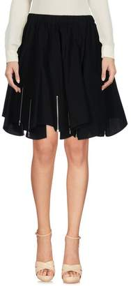 Julien David Knee length skirt