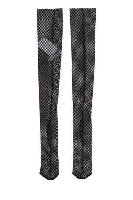 Philosophy di Lorenzo Serafini Pierced Over The Knee Socks