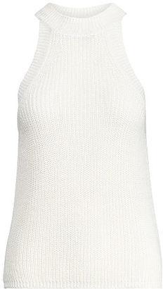 Polo Ralph Lauren Sleeveless Linen Sweater $145 thestylecure.com
