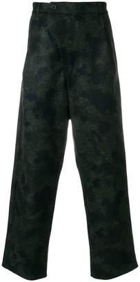 Henrik Vibskov Slowly camouflage trousers