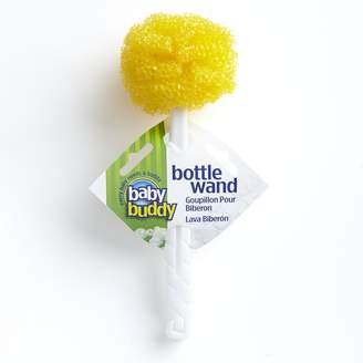 Baby Buddy Bottle Wand Magic Scrub