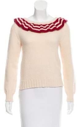 Philosophy di Lorenzo Serafini Virgin Wool-Blend Sweater