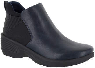 Easy Street Shoes Womens So Lite By Utopia Wedge Heel Pull-on Bootie