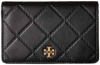Tory Burch Georgia Slim Medium Wallet Bill-fold Wallet