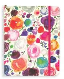 Kate Spade Floral Large Calendar Year Planner (Jan-Dec)