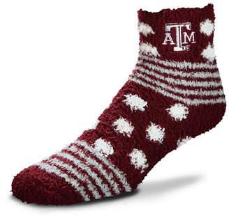 For Bare Feet Texas A & M Aggies Homegater Sleep Soft Socks