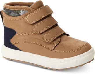 Osh Kosh Toddler & Little Boys Triple Strap High-Top Sneakers