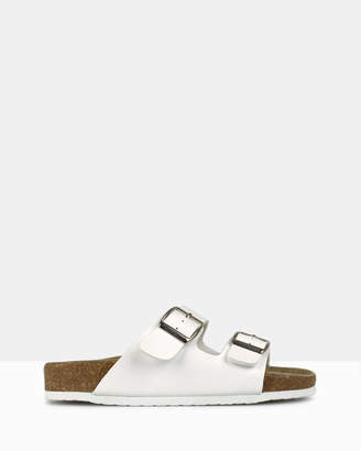 betts Sarah Footbed Sandals