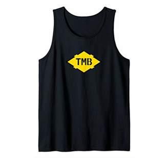 TMB Trail Marker - Tour du Mont Blanc Tank Top