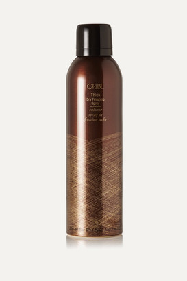 Oribe - Thick Dry Finishing Spray, 250ml - Colorless $42 thestylecure.com