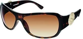 Rocawear Women's R681 Gldts Rectangular Sunglasses