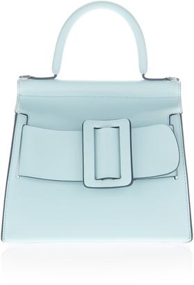 BOYY Murano Karl 24 Top Handle Bag $1,025 thestylecure.com