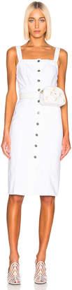 GRLFRND Petra Slim Midi Dress in Spotlight | FWRD