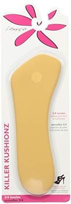 Foot Petals Women's PORON 3/4 Insoles