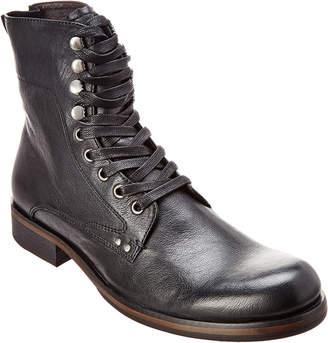 John Varvatos Star U.S.A Leather Boot