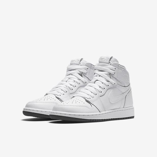 Air Jordan 1 Retro High OG Big Kids' Shoe 4