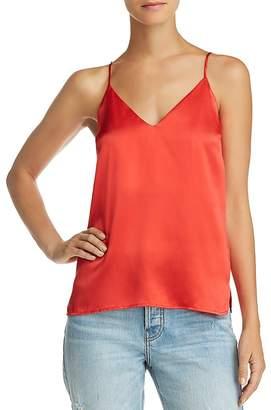 Anine Bing Gwyneth Silk Camisole Top
