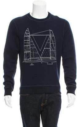 Louis Vuitton 2016 American Cup Sweatshirt