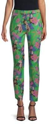 Etro Floral Ankle Pants