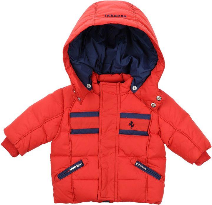 FerrariFERRARI Down jackets