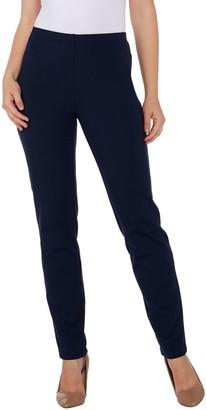 Women With Control Women with Control Regular Tushy Lifter Slim Leg Pants