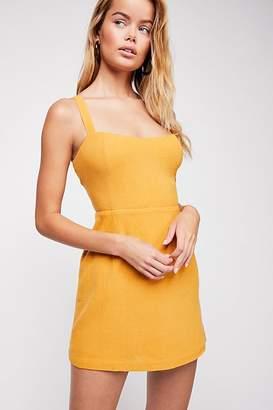 The Endless Summer Short N' Sweet Solid Mini Dress