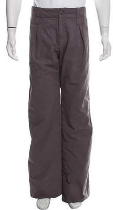 Bottega Veneta Woven Pleated Pants w/ Tags