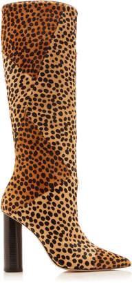 Ulla Johnson Jerri Leopard Boots