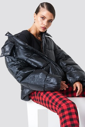 NA-KD Na Kd Big Puff Jacket